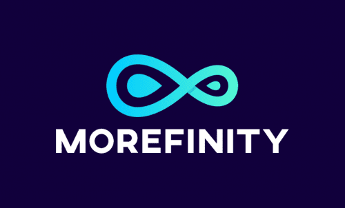 Morefinity - Technology brand name for sale