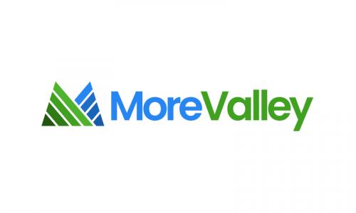 Morevalley - Finance brand name for sale