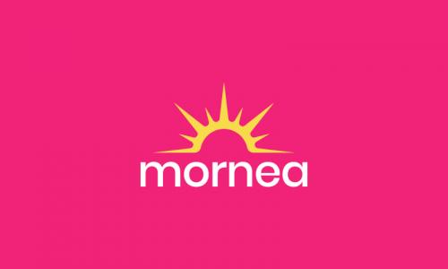 Mornea - Entertainment domain name for sale