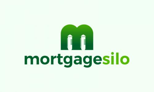 Mortgagesilo - Real estate company name for sale