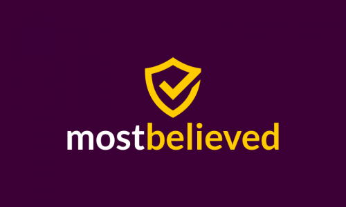 Mostbelieved - Technology domain name for sale