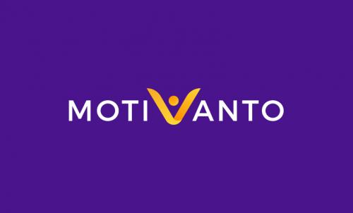 Motivanto - Brandable product name for sale