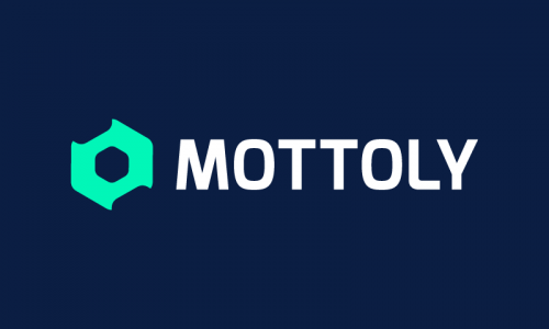 Mottoly - Business startup name for sale