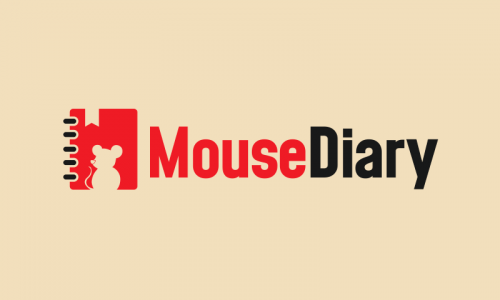 Mousediary - E-commerce product name for sale