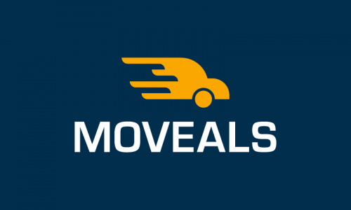 Moveals - Transport business name for sale