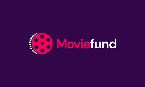 Moviefund - Fundraising startup name for sale