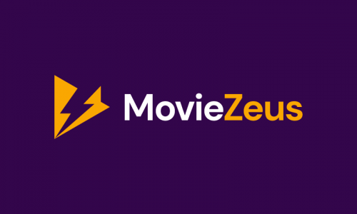 Moviezeus - Media startup name for sale