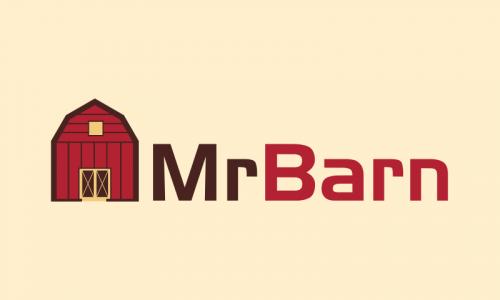 Mrbarn - Technology domain name for sale