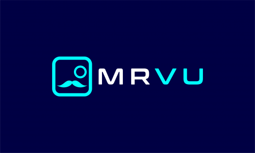 Mrvu - Contemporary startup name for sale