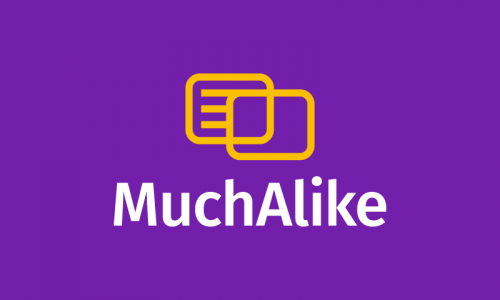Muchalike - Social networks business name for sale
