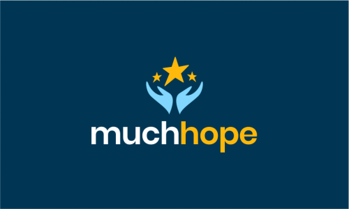 Muchhope - Marketing startup name for sale