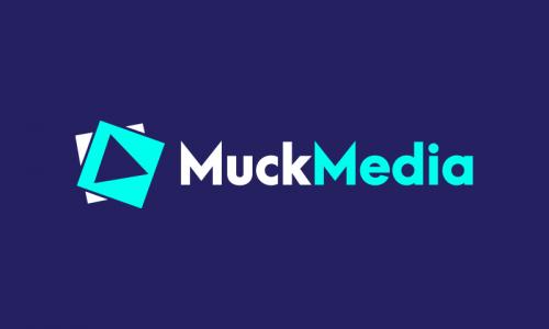 Muckmedia - Media domain name for sale