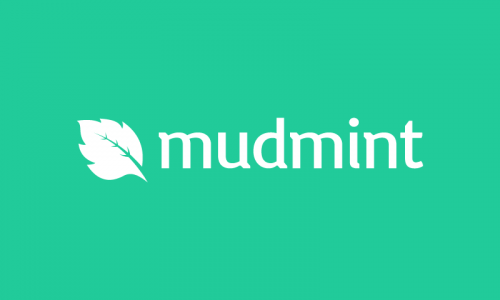Mudmint - Business domain name for sale