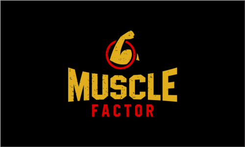 Musclefactor - Healthcare startup name for sale