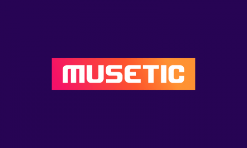 Musetic - Events domain name for sale