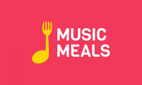 Musicmeals - Audio domain name for sale
