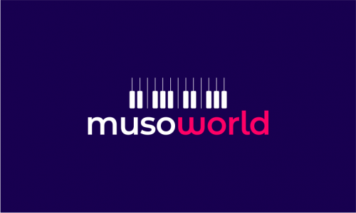 Musoworld - Video games business name for sale