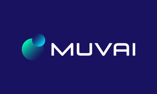 Muvai - Appealing startup name for sale