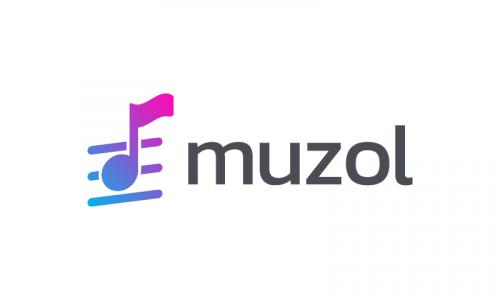 Muzol - Media company name for sale