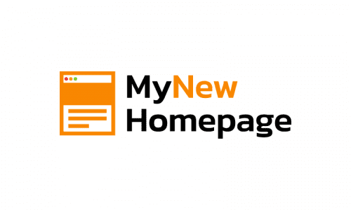 Mynewhomepage - Business domain name for sale