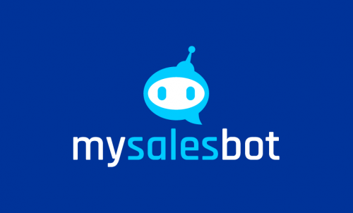 Mysalesbot - Automation business name for sale