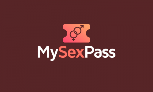 Mysexpass - Modern startup name for sale