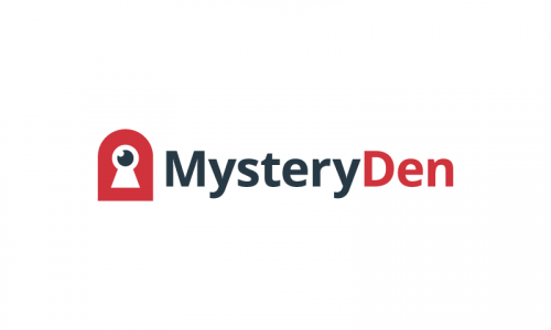Mysteryden - Potential business name for sale