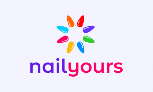 Nailyours - Retail startup name for sale
