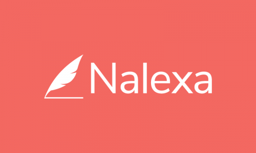 Nalexa - Media startup name for sale