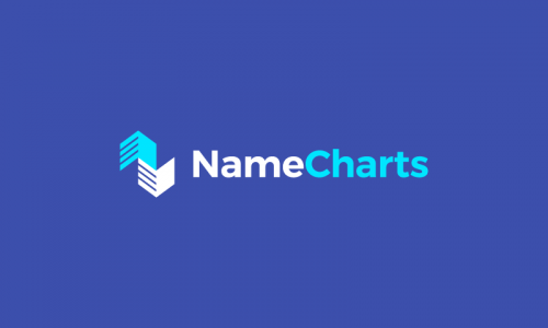 Namecharts - Business brand name for sale