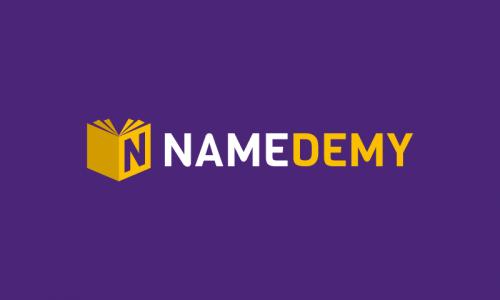 Namedemy - Calm brand name for sale