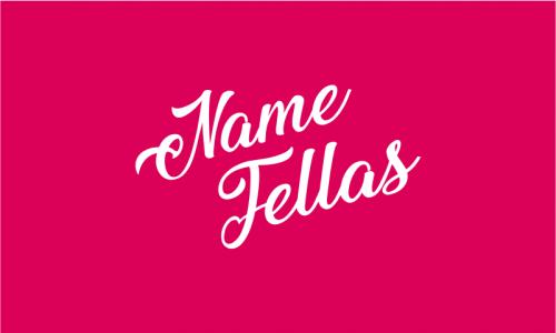 Namefellas - Media product name for sale
