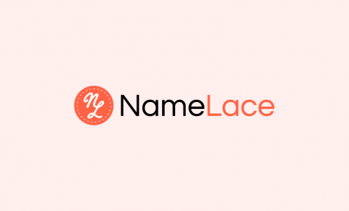 Namelace - Media product name for sale
