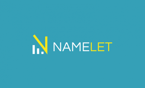 Namelet - Marketing product name for sale
