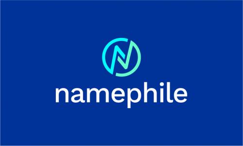 Namephile - Sports company name for sale