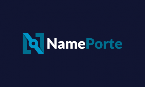Nameporte - Online games company name for sale