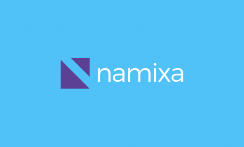 Namixa - Brandable brand name for sale