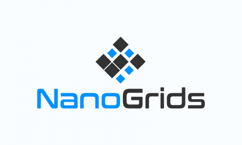 Nanogrids - Energy domain name for sale