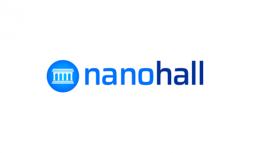 Nanohall - E-commerce company name for sale
