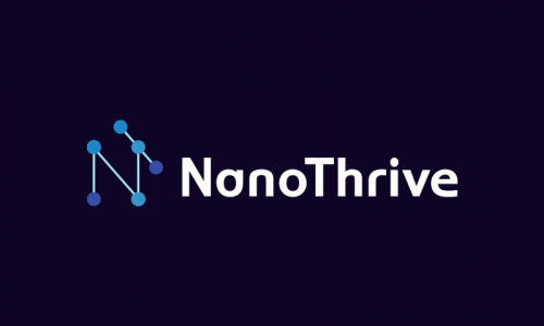 Nanothrive - Wellness startup name for sale