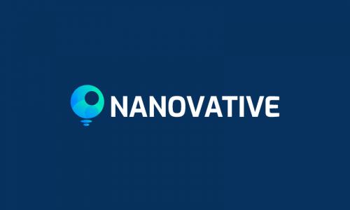 Nanovative - Possible company name for sale