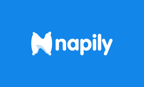 Napily - Wellness startup name for sale