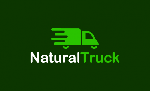 Naturaltruck - Environmentally-friendly startup name for sale