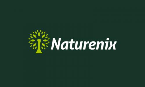 Naturenix - Environmentally-friendly brand name for sale