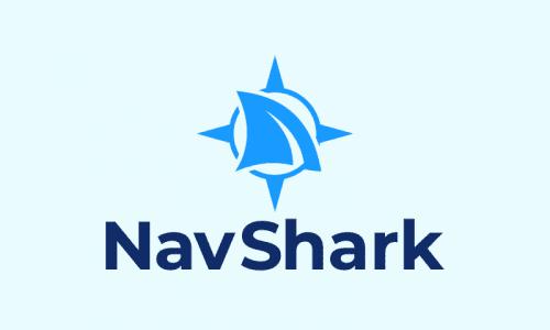 Navshark - Technology startup name for sale