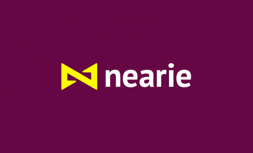 Nearie - Retail company name for sale