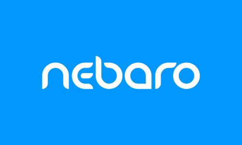 Nebaro - Modern company name for sale