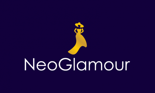 Neoglamour - E-commerce business name for sale