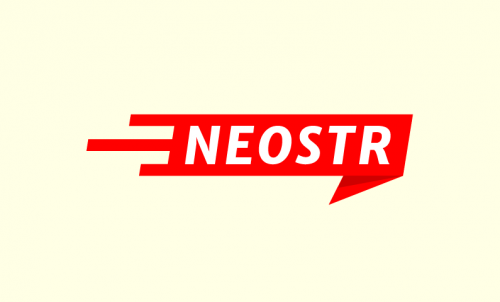 Neostr - Legal startup name for sale