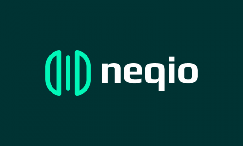 Neqio - Augmented Reality business name for sale